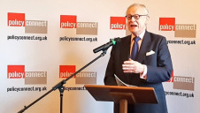 Lord Deben is one of the 12 policy leaders to have given his backing to Policy Connect's new report